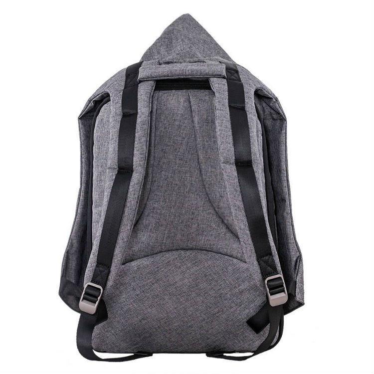 "Ofiyaa Zeus Laptop 15""(OFI1707) Backpack M Grey"