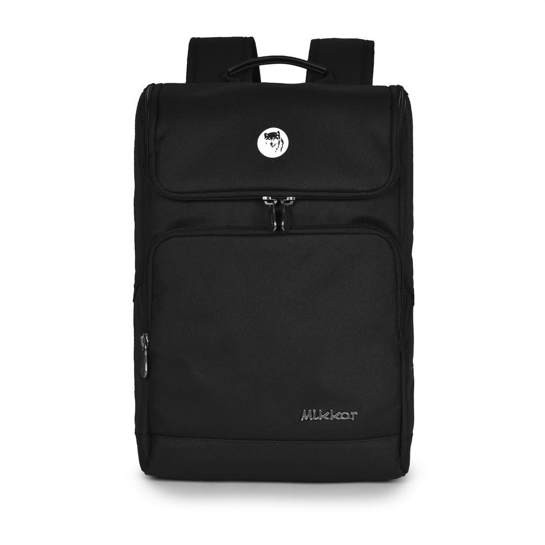 Mikkor-The-Normad-Primier-Backpack-M-Black