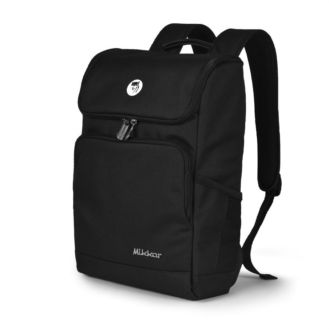 Mikkor-The-Normad-Primier-Backpack-M-Black2