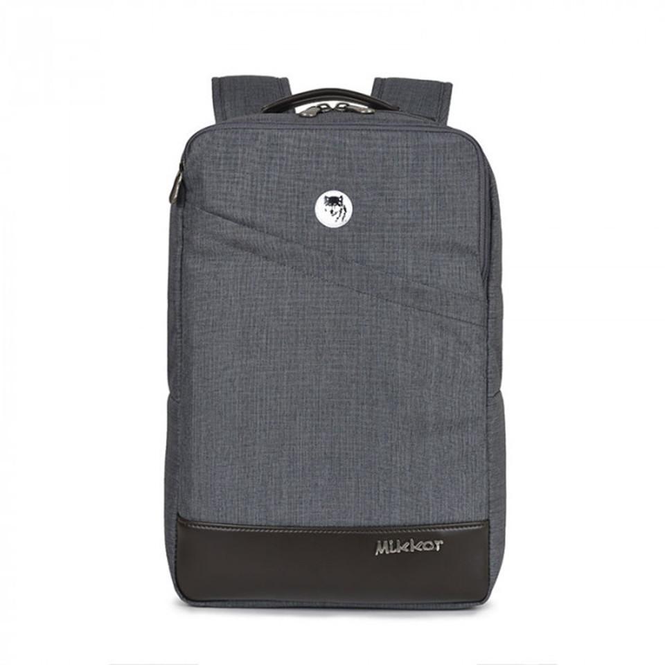 mikkor-the-norris-backpack-m-dark-mouse-grey