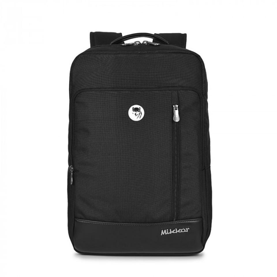 mikkor-the-ralph-backpack-m-black